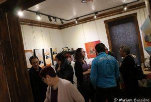 Vernissage 2 novembre - 10 ans Galerie mp tresart - Album 4 - Crédit photo : Myriam Bussière